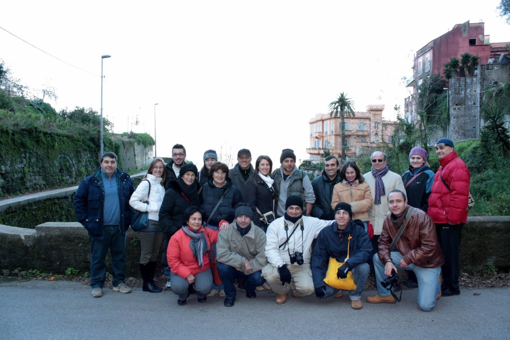 Trekking urbano (11 dicembre 2010)