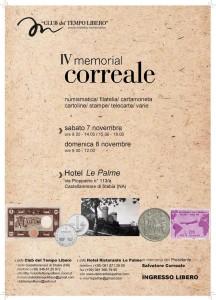 IV memorial Correale