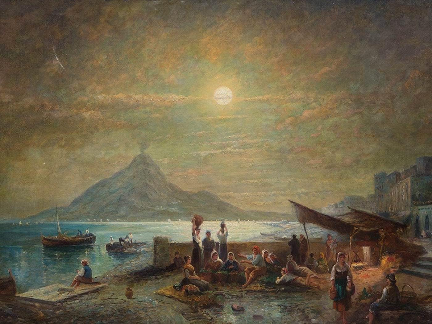 Castellammare di Stabia (Lunardi - XIX secolo)