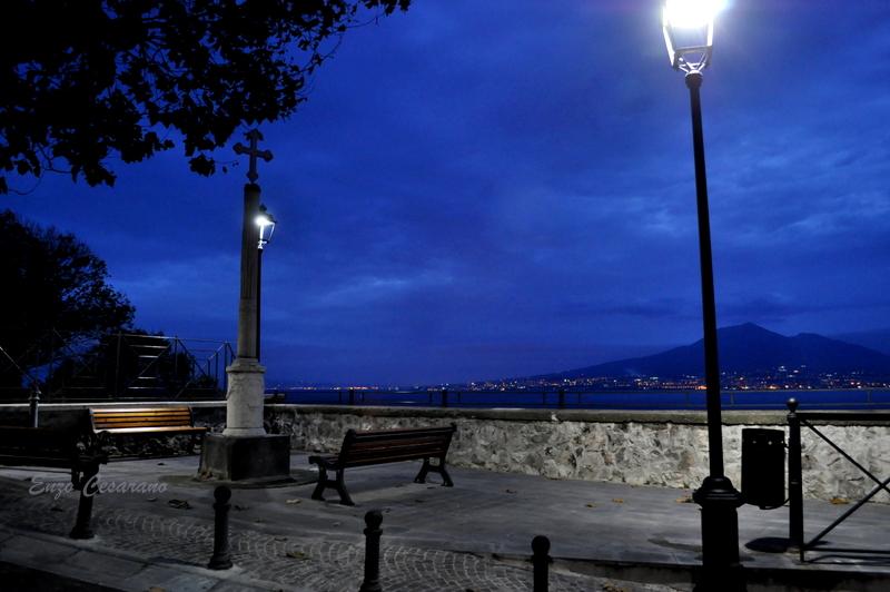 notturno alla croce di pozzano