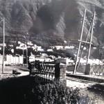 Il ponte di ferro sul rivo san Marco al corso Garibaldi (foto gentilmente concessa dal dott. prof. Antonio Vozza)