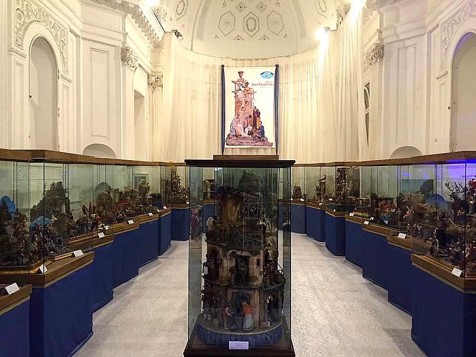 Cappella Sant'Anna - L'ultima mostra presepiale