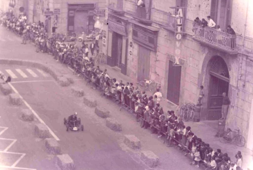 Go-Kart a Castellammare (collezione Nino Cuccurullo)