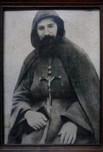 Il frate eremita Antonio Vivoda