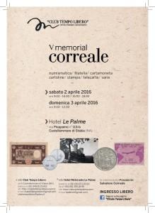 V MEMORIAL CORREALE