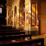 Basilica di Pozzano: i colori della fede
