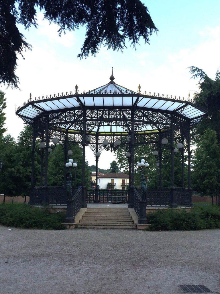 La Cassarmonica di Cesena (foto M. Greco)