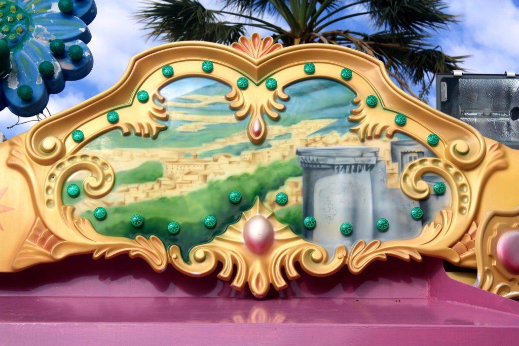 Il panorama dal castello (foto Maurizio Cuomo)