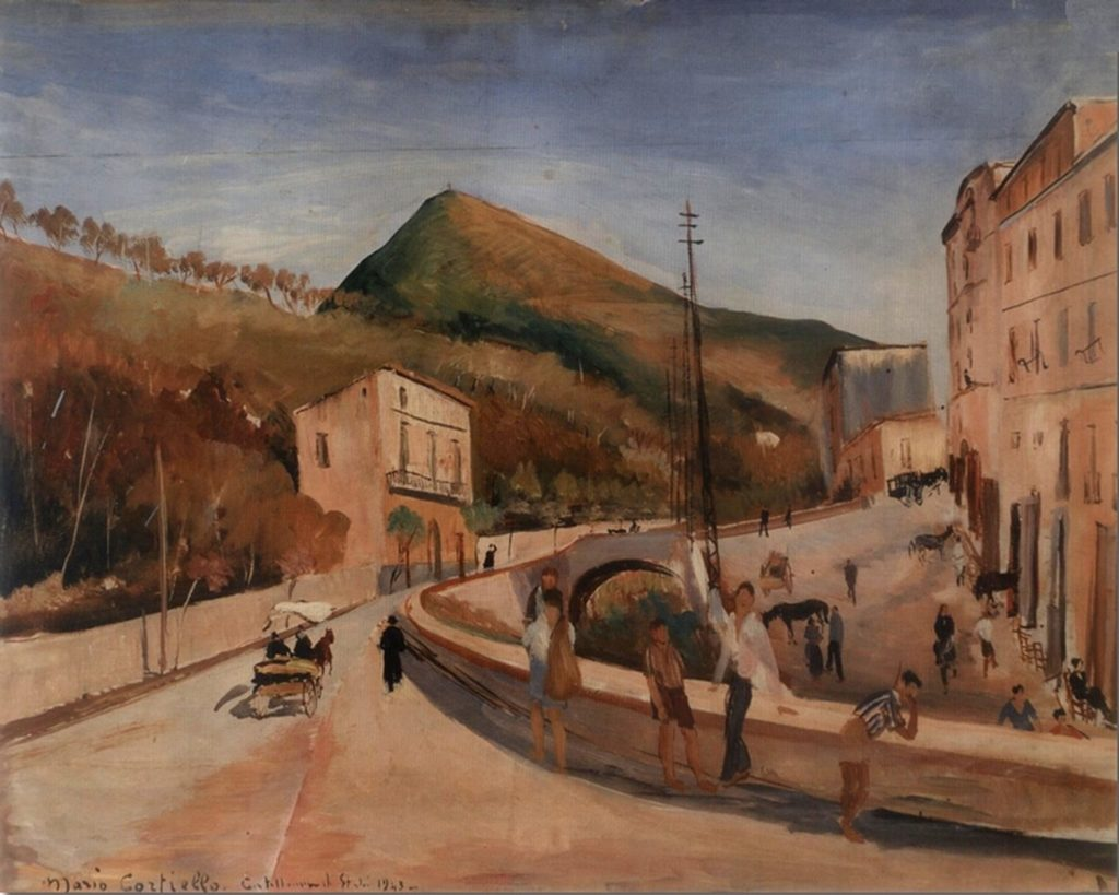 Castellammare di Stabia 1943 - Mario Cortiello