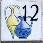 Piastrella n. 12 (foto S.A.)