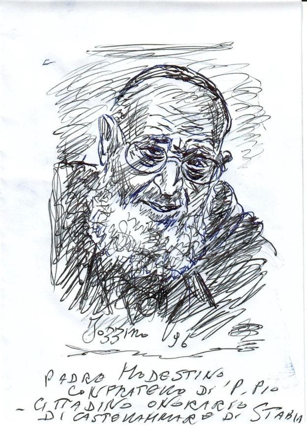 Fra Modestino Fucci da Pietrelcina, di Pasquale Iozzino 1996