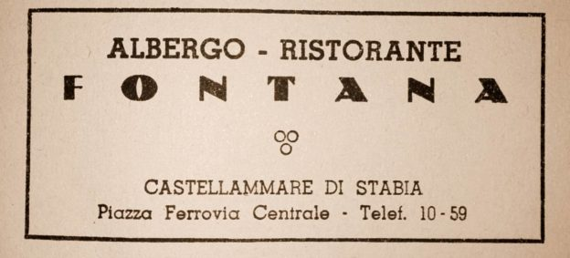 Albergo- Ristorante Fontana