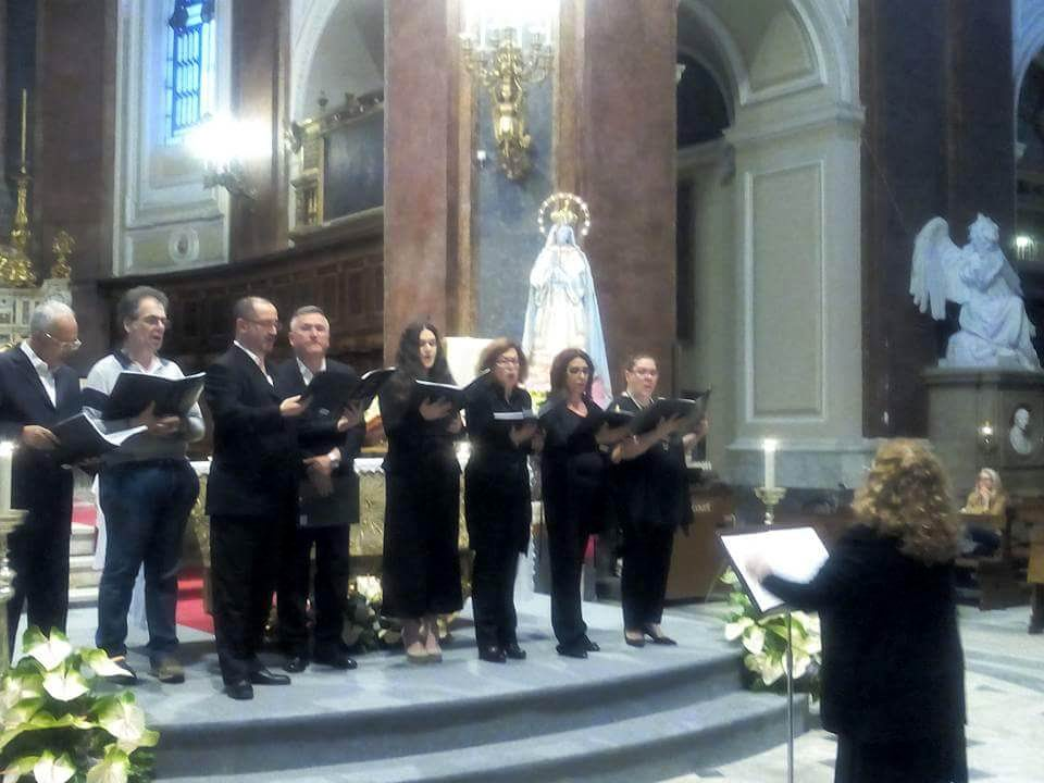 Il Coro San Francesco