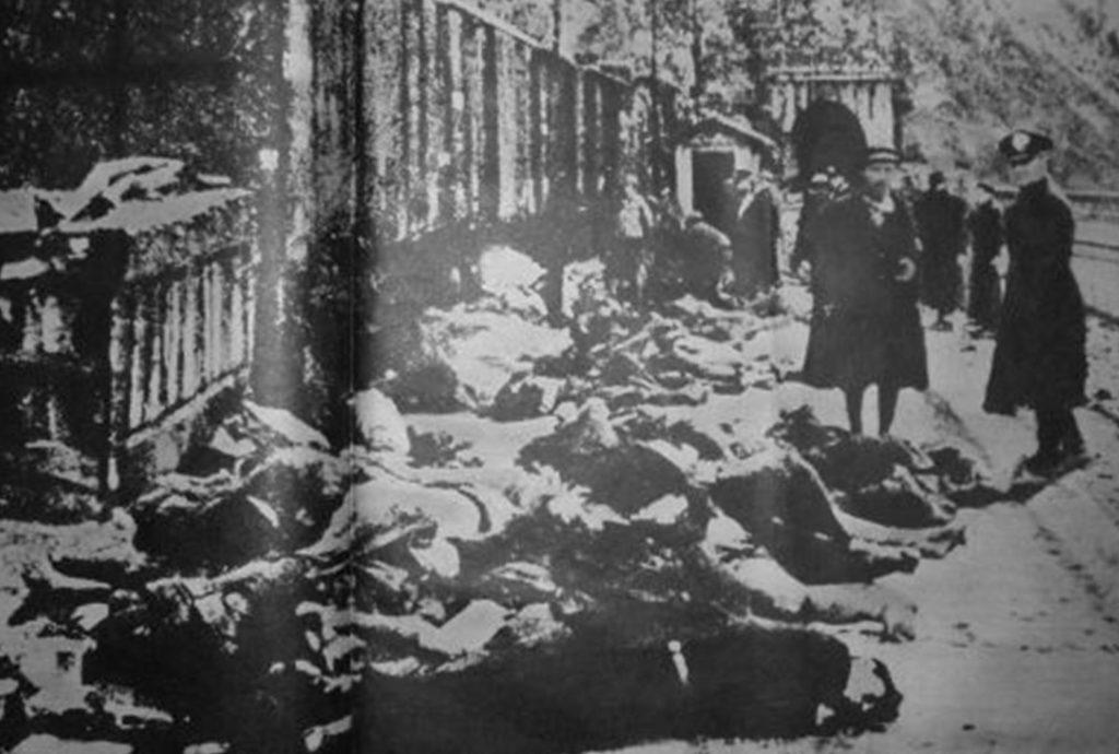 Le vittime di Balvano