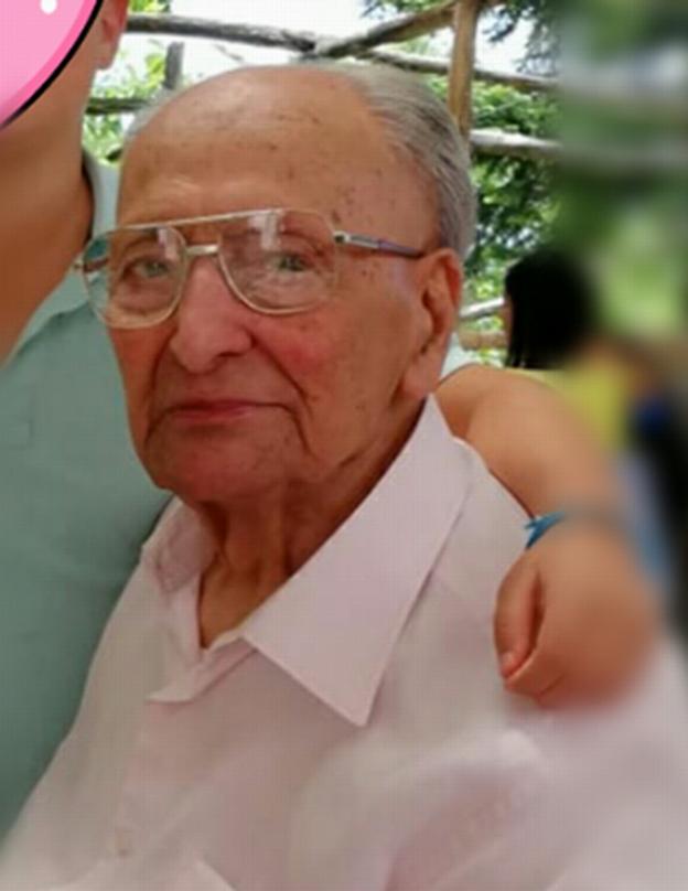 Vincenzo Sanges stabiese centenario