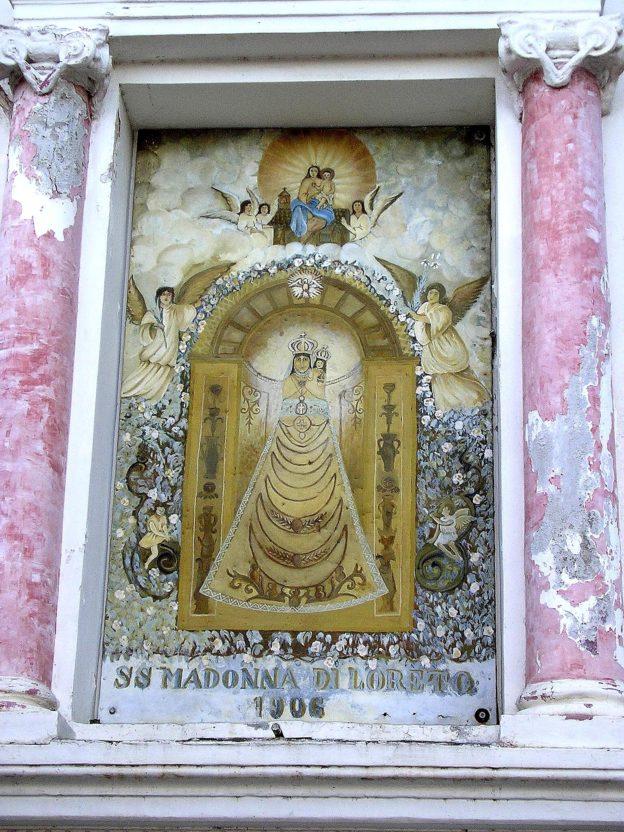 SS. Madonna di Loreto, 1906
