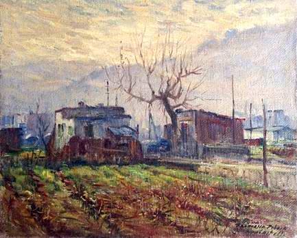 Francesco Filosa - Gli orti di Schito