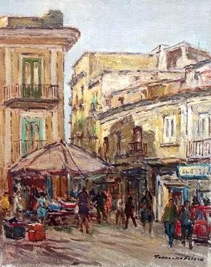 Francesco Filosa - Piazza Quartuccio