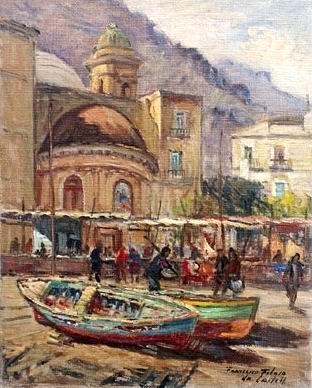 Francesco Filosa - Porto Salvo