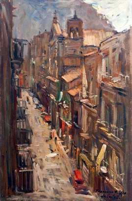 Francesco Filosa - Strada del Gesù