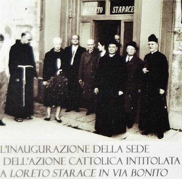 Inaugurazione sede via Bonito