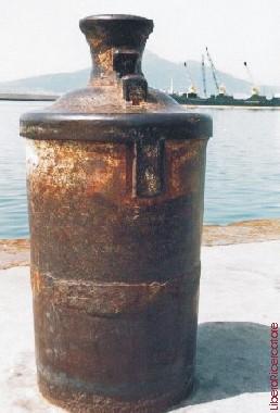 """""""Bitta"""" sul porto di Castellammare"""