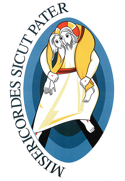 Logo del Giubileo, opera del gesuita, Marko Ivan Rupnik