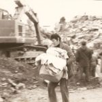 Terremoto 1980 (foto Antonio Cimmino 05)