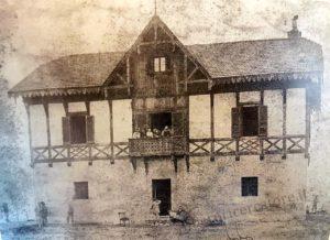 Villa Giusso com'era