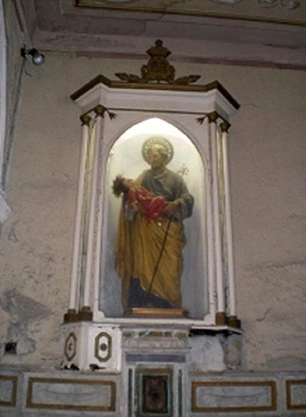 Chiesa del Cuore di Maria: San Giuseppe