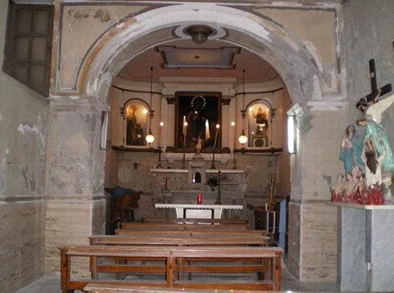 Chiesa del Cuore di Maria: interno