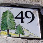 Piastrella n. 49 (foto F.F.)