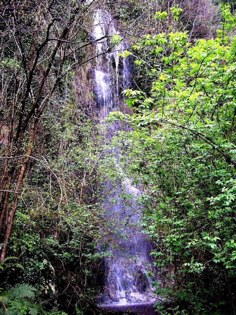 Cascata al Monte Coppola