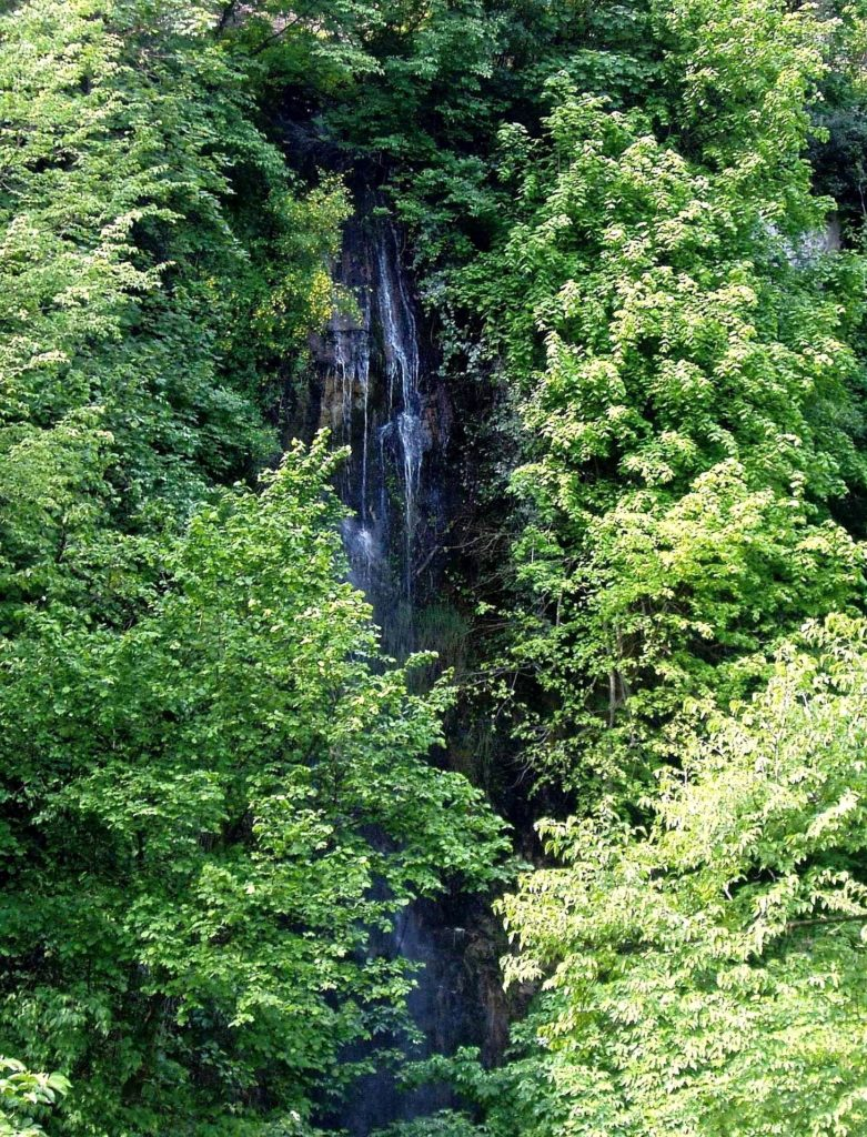 Cascata di Monte Coppola