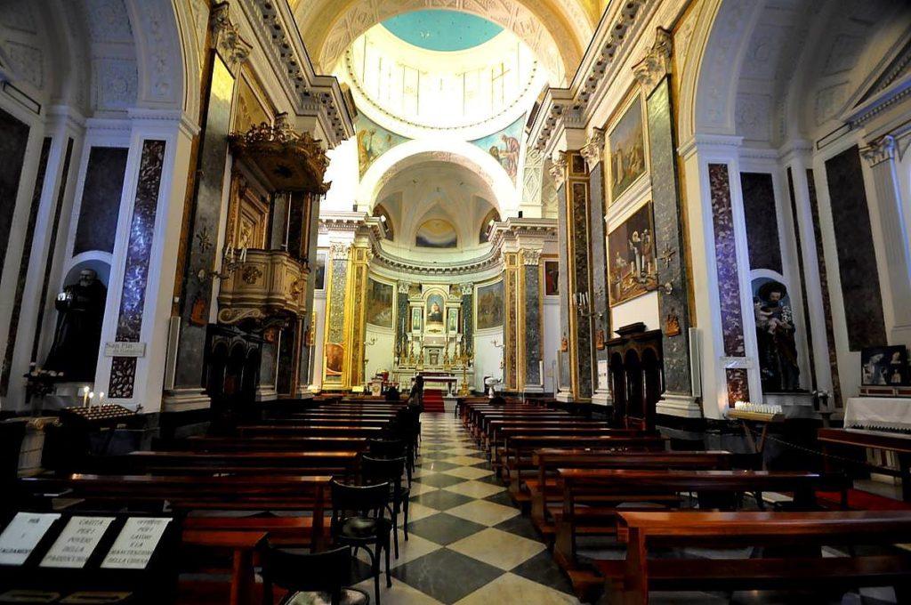 Chiesa di San Vincenzo (foto Martina Cesarano)