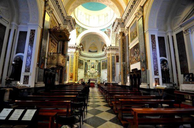 Chiesa di San Vincenzo (foto Enzo Cesarano)