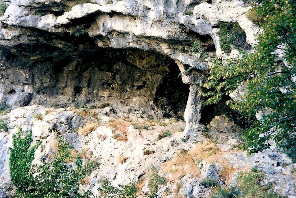 Grotta di San Catello (foto Maurizio Cuomo)