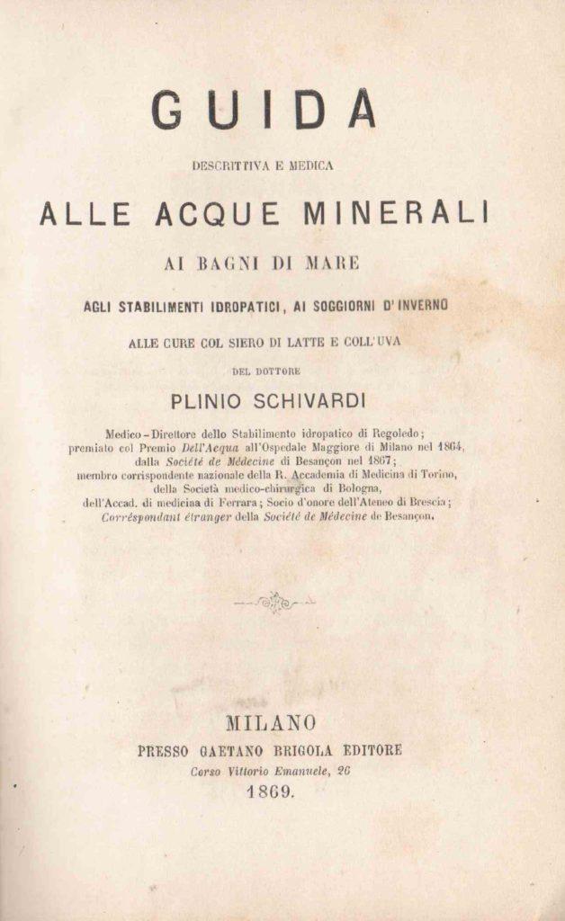 Guida alle Acque minerali (1869)