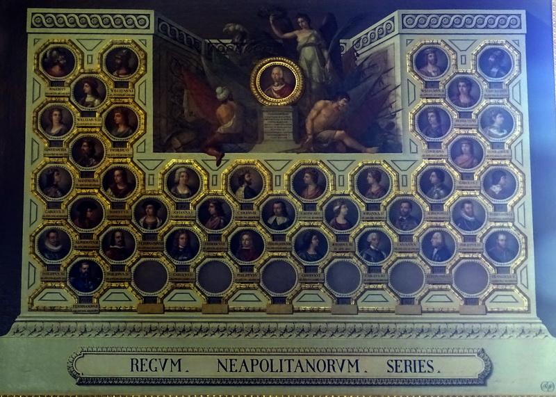 I Re di Napoli, Reggia di Caserta, (foto Giuseppe Zingone)