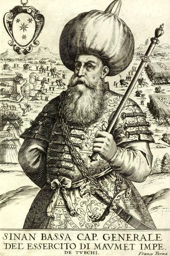 Sinan pashà