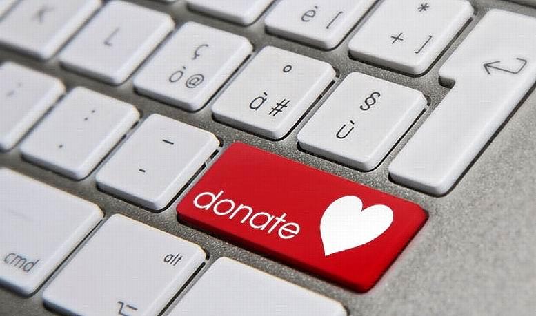 La tua donazione on-line!