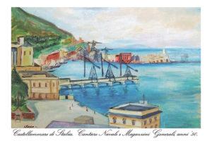 Cantiere Navale e Magazzini Generali anni '50