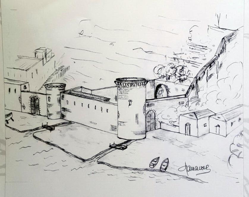 Ricostruzione del complesso difensivo, Catello Vanacore