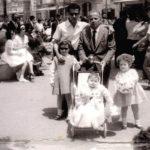 Anno 1965 - Passeggiata in Villa Comunale