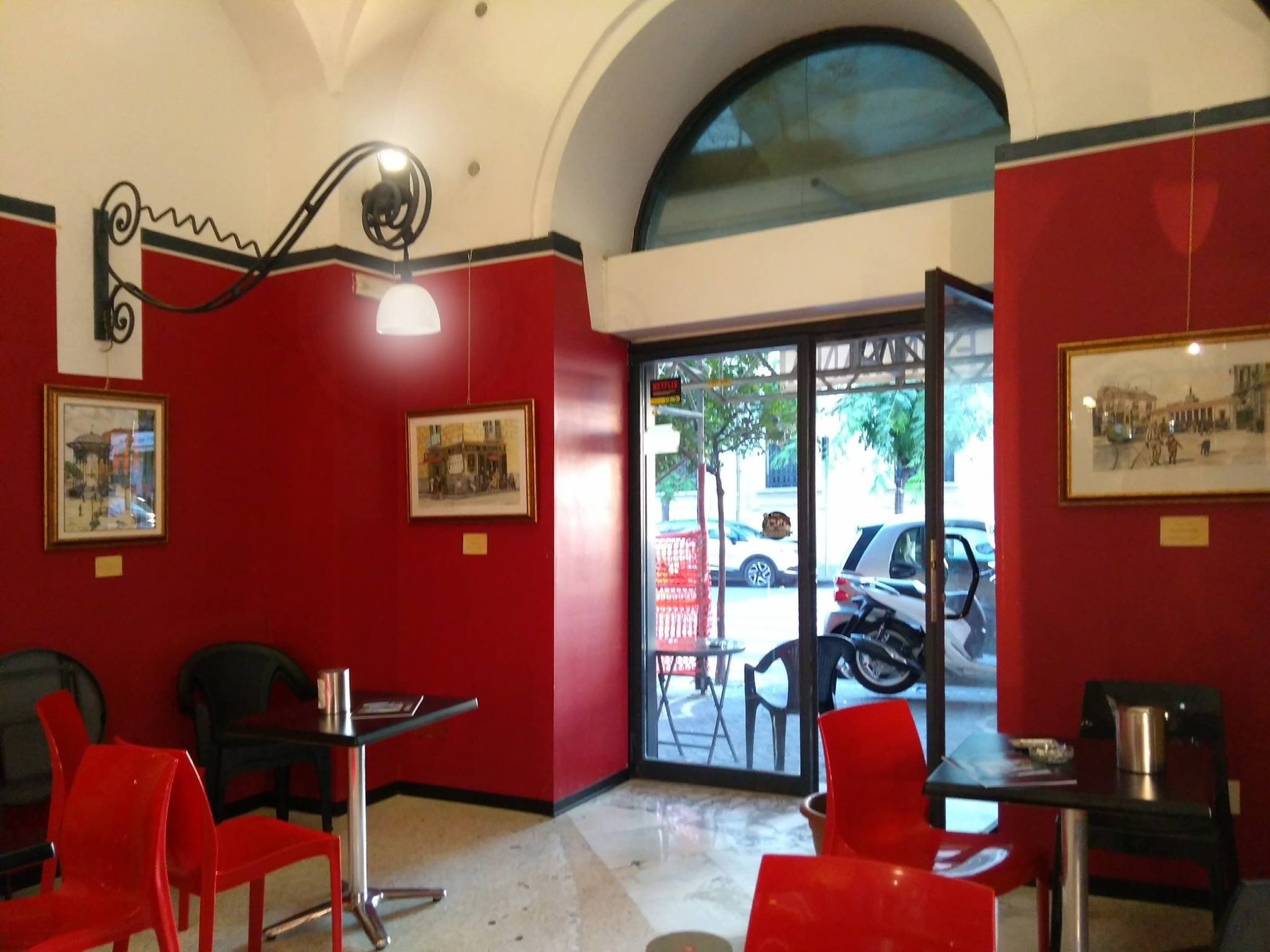 L'angolo di Cesino al Bar Fontana