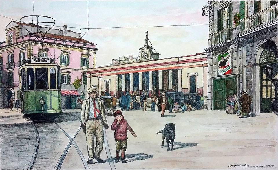 "Piazza ""Ferrovia"""