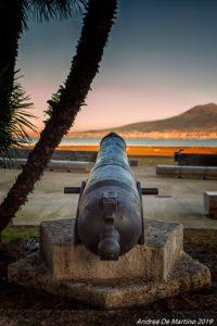 Cannone in disarmo (foto Andrea De Martino)