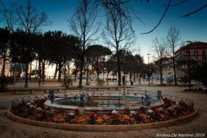 Fontana dei Tritoni (foto Andrea De Martino)
