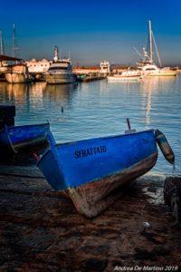 Sfrattato (foto Andrea De Martino)