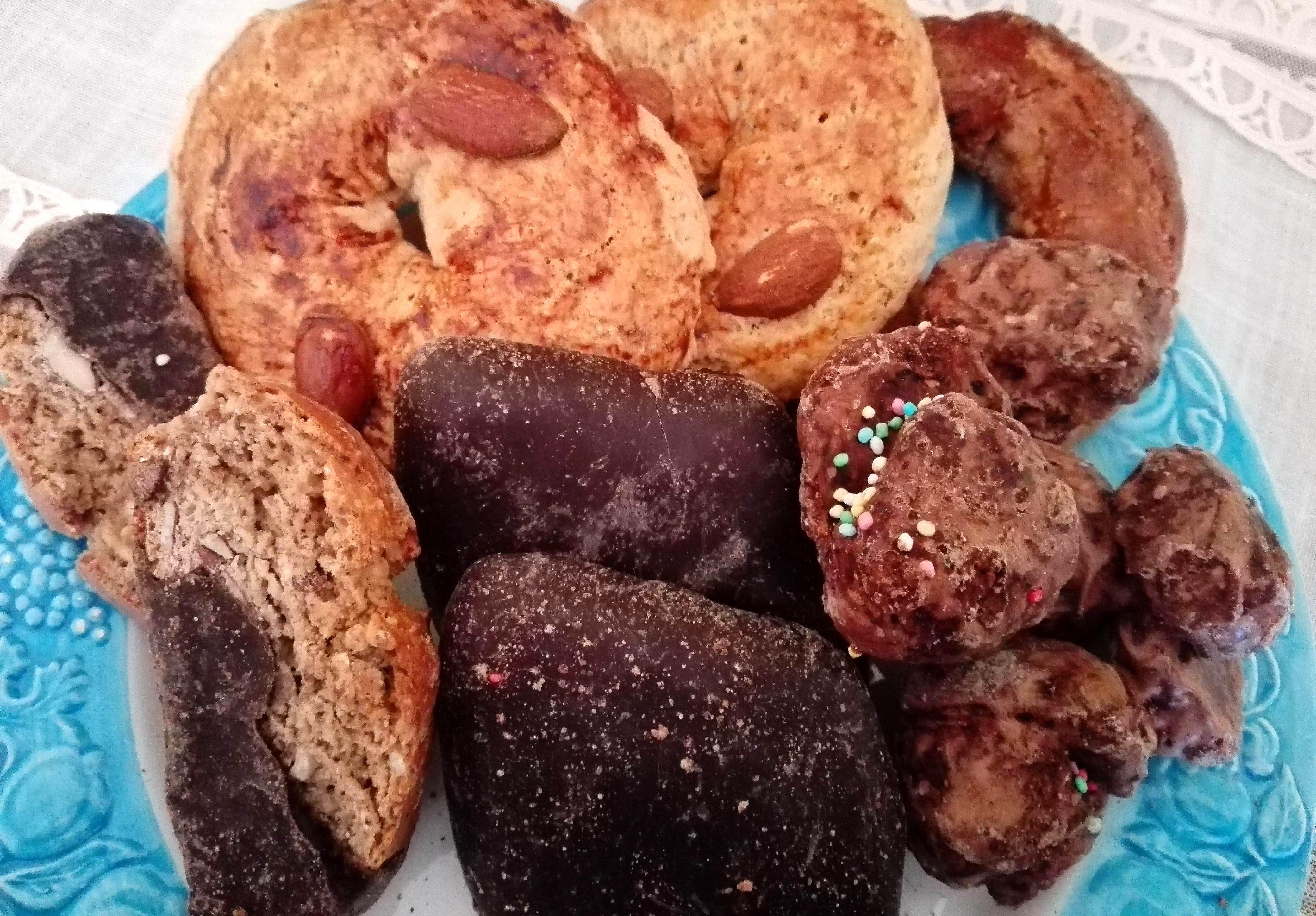 """Dolci tradizionali di Natale prodotti da """"Casa del Pane Maresca"""""""